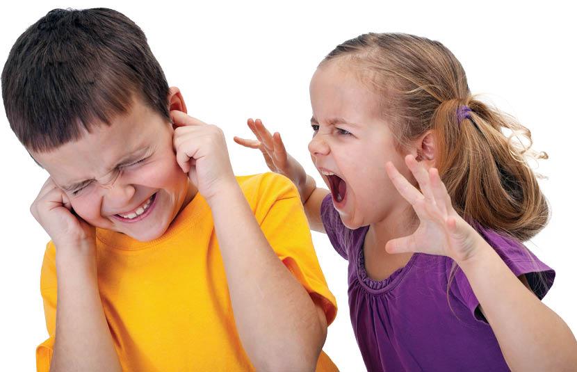 الآباء والأطفال - قتال الأخوة - سلام الأخوة
