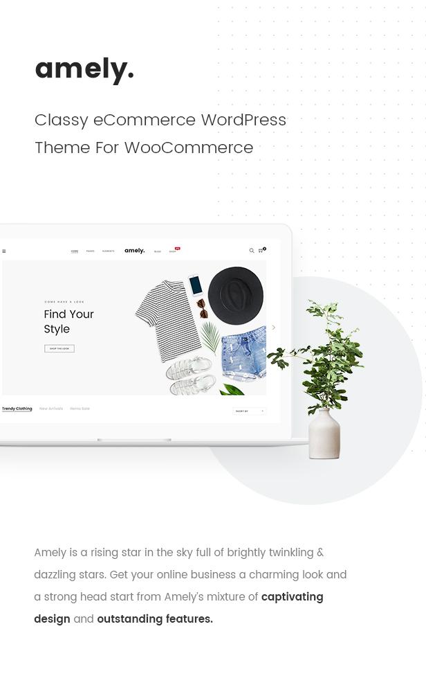 Fashion WooCommerce WordPress Theme - سمة WordPress للتجارة الإلكترونية الأنيقة