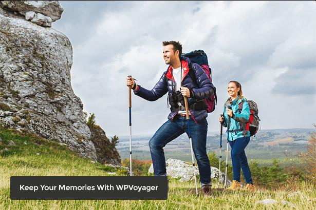 WPVoyager - سمة WordPress لمدونة السفر - 5