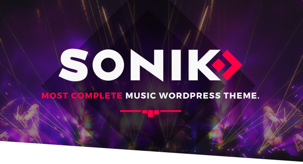 Sonik موسيقى مستجيبة وورد الموضوع