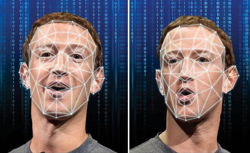 نظام التعرف على الوجوه