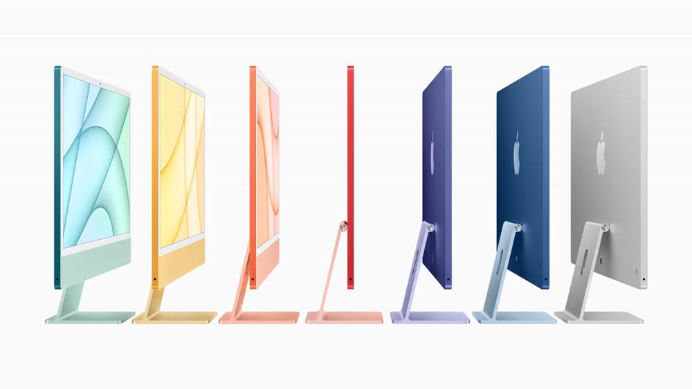 iMac مقاس 24 بوصة