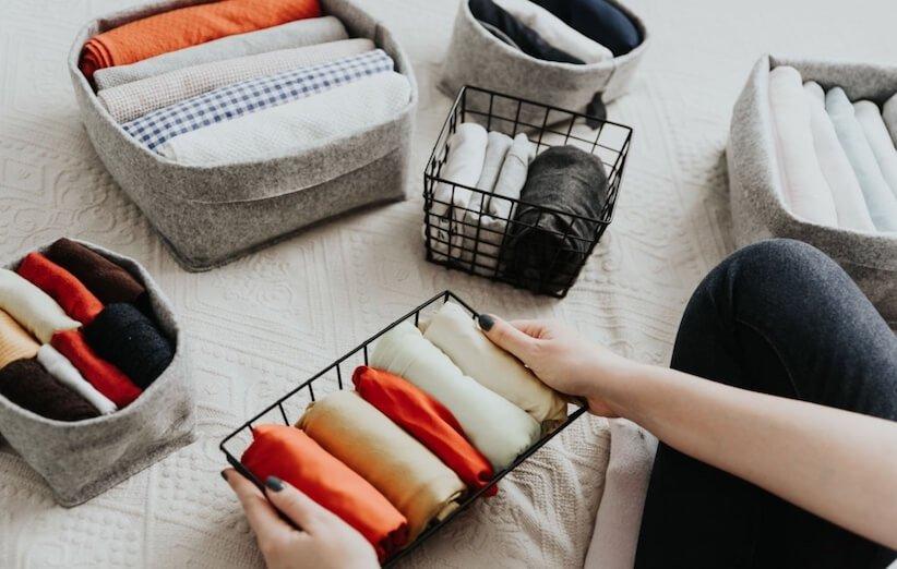 خدعة التدبير المنزلي - احصل على أغراضك بالترتيب بطريقة إبداعية