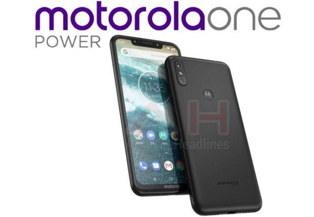 هاتف Motorola One Power
