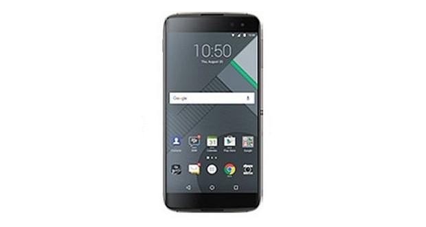 تم إصدار صورة BlackBerry DTEK60