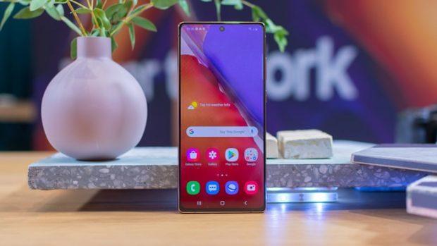 Huawei Mate 40 و Samsung Galaxy Note 20 و iPhone 12