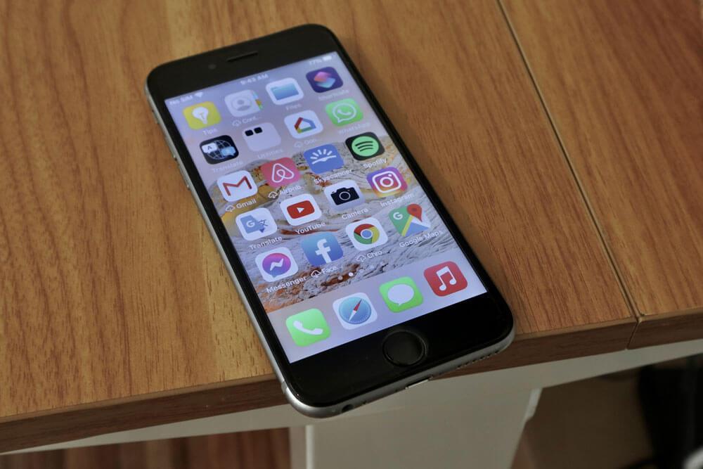 مراجعة خاتمة iPhone 6s