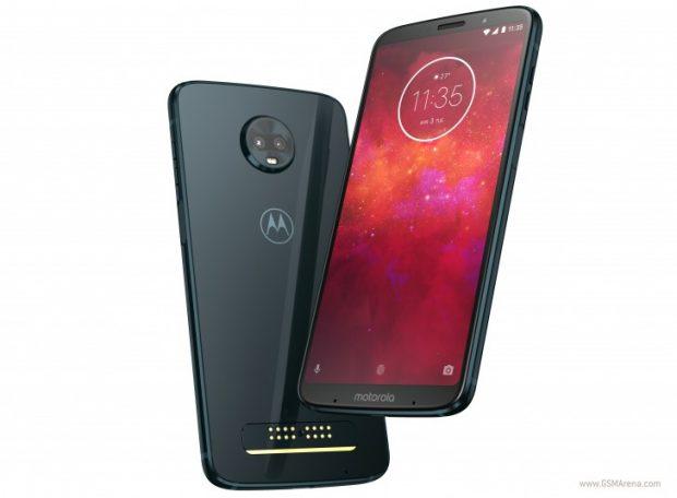 هاتف Moto Z 3 Poly