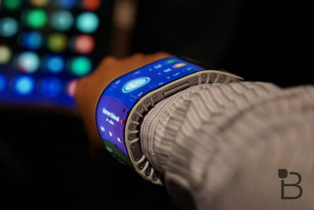 Lenovo: ستظهر الهواتف الذكية المرنة في الأسواق في السنوات الخمس المقبلة