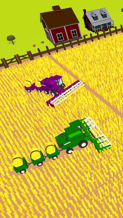 الحصاد io أكو وب