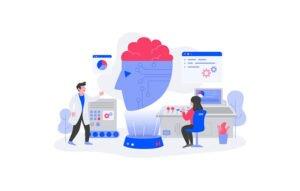 معالجة اللغة الطبيعية والذكاء الاصطناعي