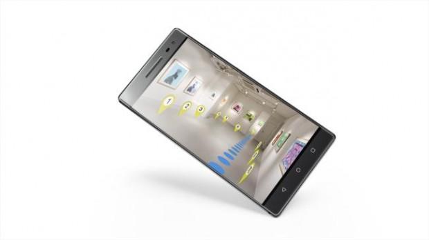 الهاتف الذكي Lenovo Phab2 Pro