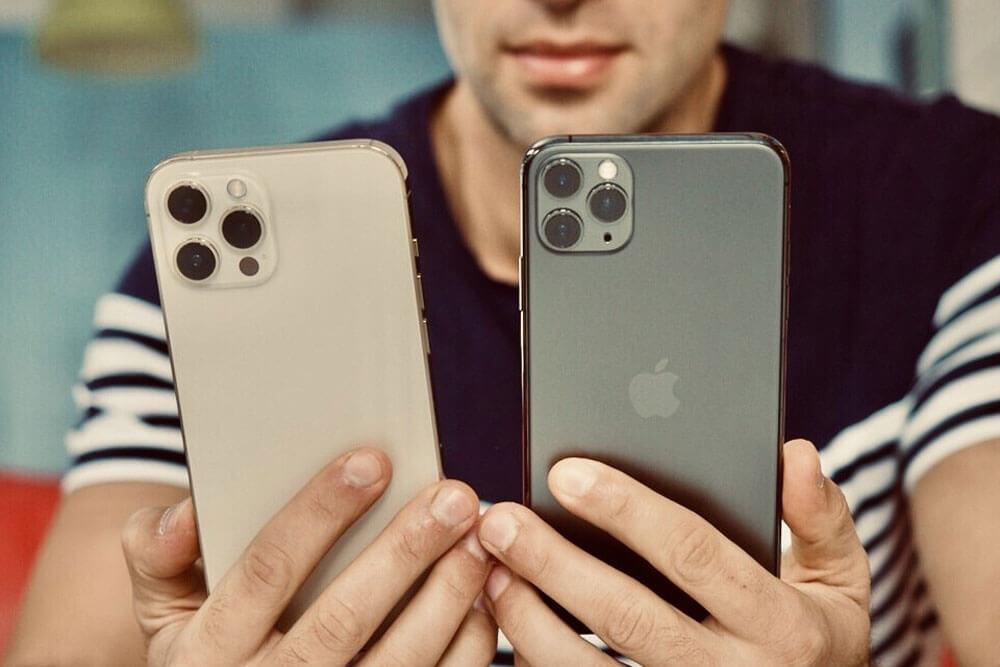 التغييرات في تصميم iPhone 13 و 14