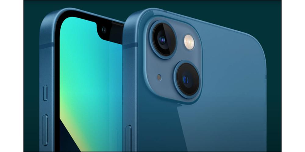 إمكانية تسجيل الفيديو السينمائي على iPhone 13