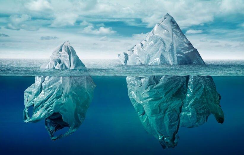 الآثار السلبية للبلاستيك على النظام البيئي للبيئة
