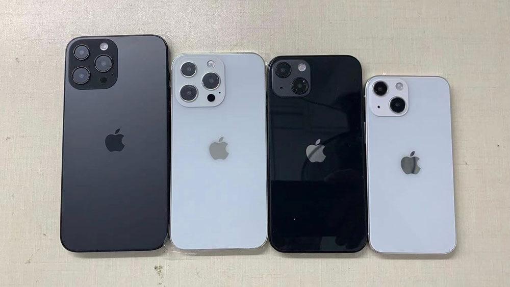 سلسلة iPhone 13