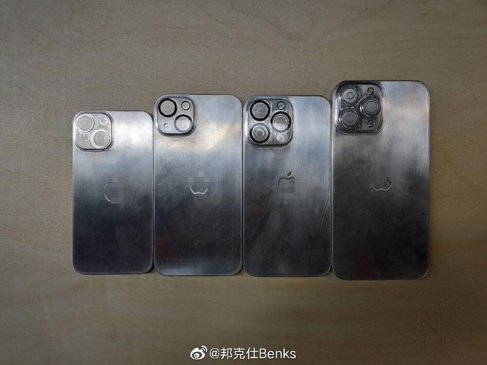 هيكل iPhone 13 Mini و iPhone 13 و iPhone 13 Pro و iPhone 13 Pro Max