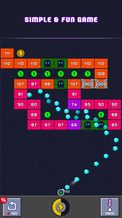1631686340 881 Brick Out سدد الكرة أكو وب