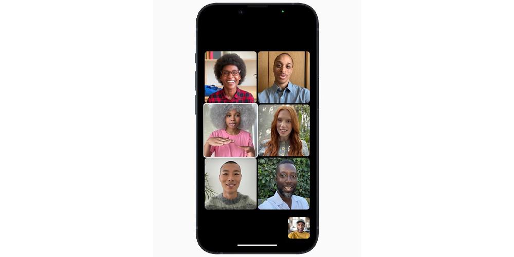 قدرات IOS 15 لهواتف سلسلة iPhone 13
