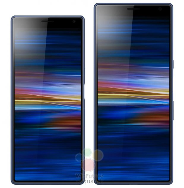 تم الكشف عن سعر ومواصفات هواتف Sony Xperia 10 و Xperia 10 Plus
