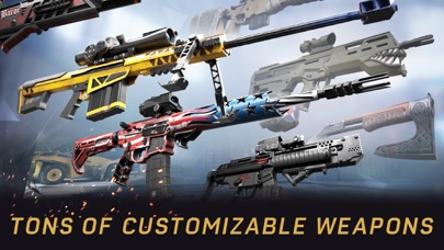 1632118947 1 Warface GO FPS Shooter Army أكو وب