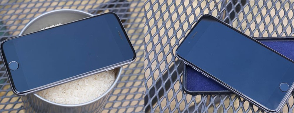 إن تجفيف iPhone غارقة في كيس أرز ليس فكرة جيدة