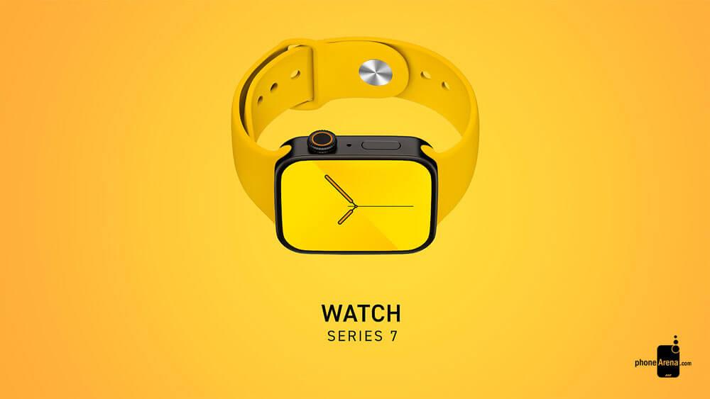 إصدار Apple Watch 7