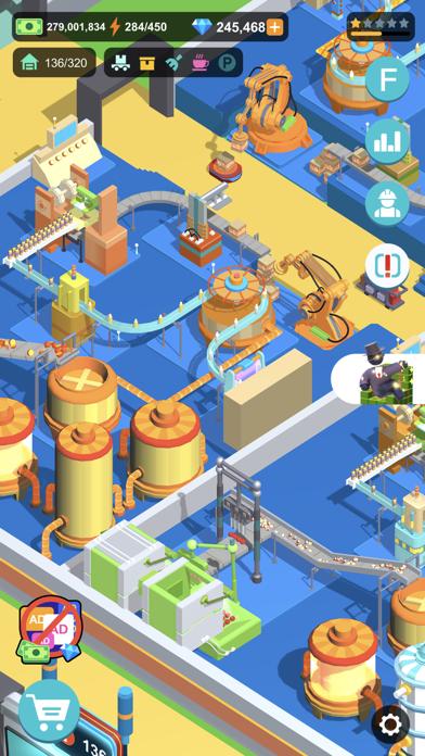 لعبة سوبر مصنع التاجر أكو وب